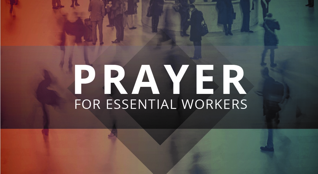 Prayer for Essential Workers